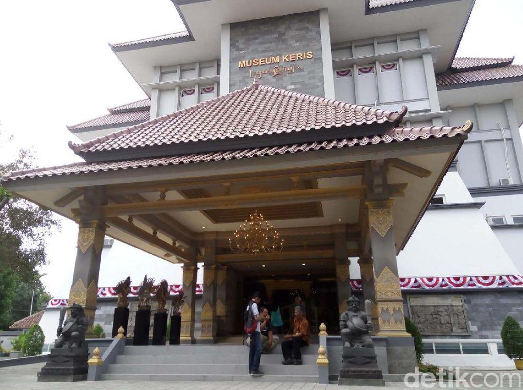 Tiket Masuk Museum Keris Nusantara di Solo Gratis Sampai 31 Agustus