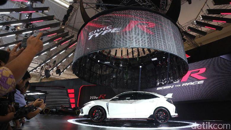 Pesan Sekarang, Honda Civic Type R Datang Oktober