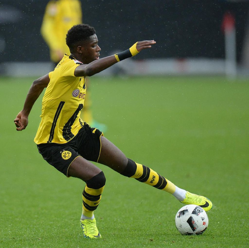 Barca Sudah Tawar Dembele, tapi Ditolak Dortmund