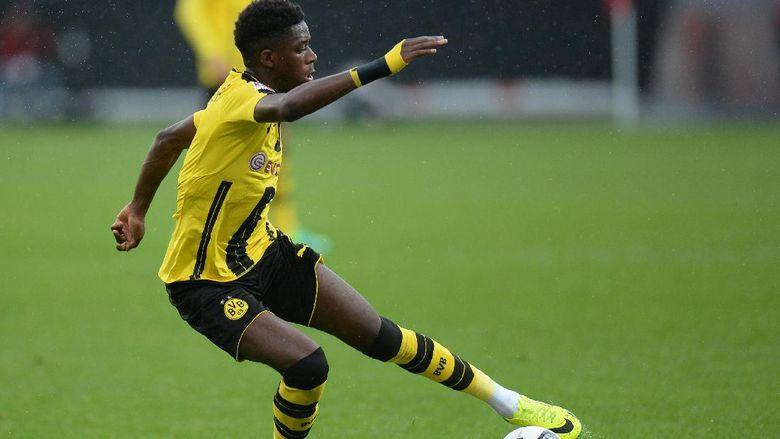 Barca Dortmund Akhirnya Sepakati Transfer Dembele