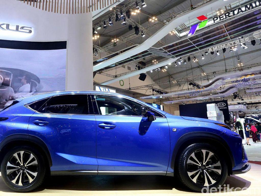 Lexus NX 300 Anyar Mulai Dikirim Januari