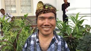 Sadikin, Pelukis dengan Kaki Asal Malang yang Go International