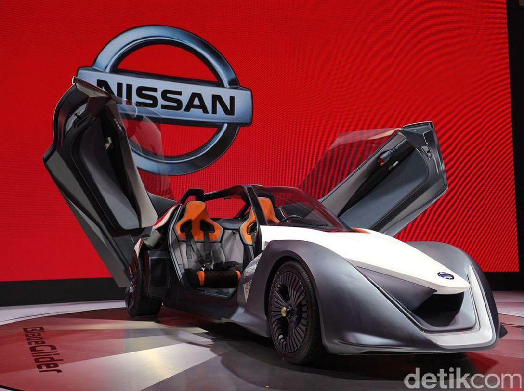 Nissan Perlihatkan Mobil Rendah Emisi Namun Memiliki Performa Garang