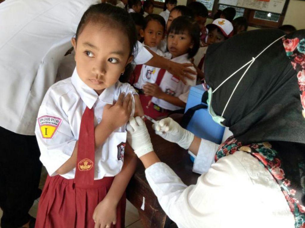 KPAI: Penting Mengedukasi Orang Tua Tentang Imunisasi MR
