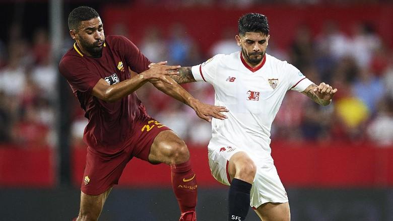 Roma Kalah 1-2 dari Sevilla