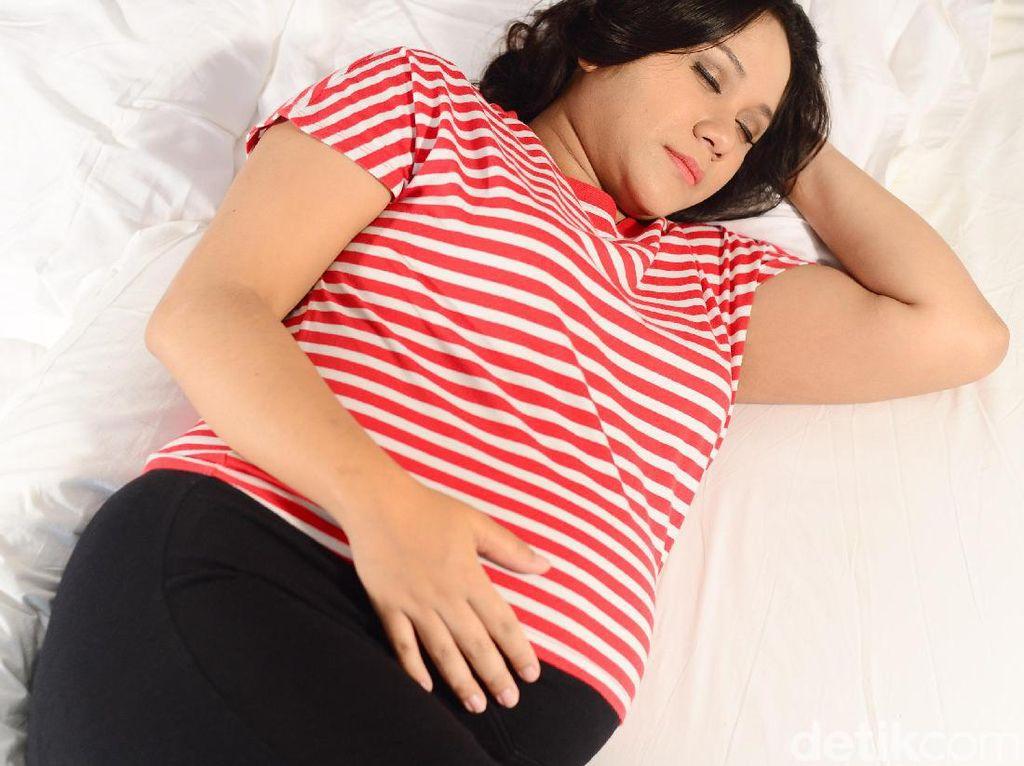 10 Tips Atasi Susah Tidur Saat Hamil Besar