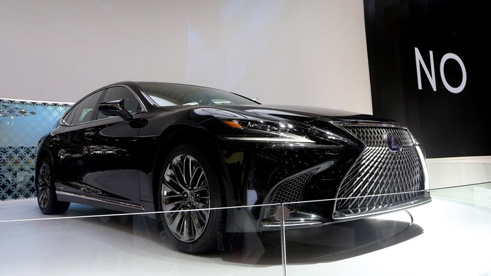 Rasakan Aura Kemewahan Lexus di GIIAS