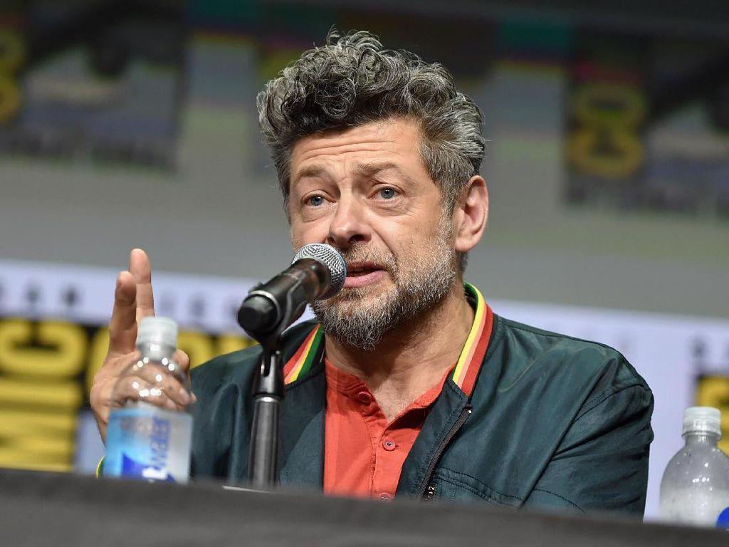 Andy Serkis Resmi Gabung The Batman Perankan Alfred Pennyworth