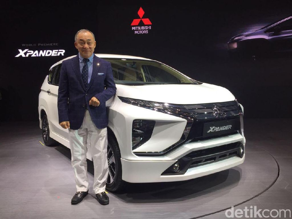 Harga Kompetitif, Mitsubishi Belum Kasih Diskon untuk Xpander
