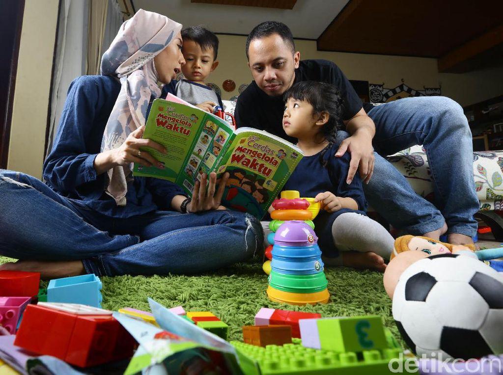 Ini Dia Manfaat Membaca Buku Cerita Bareng Anak