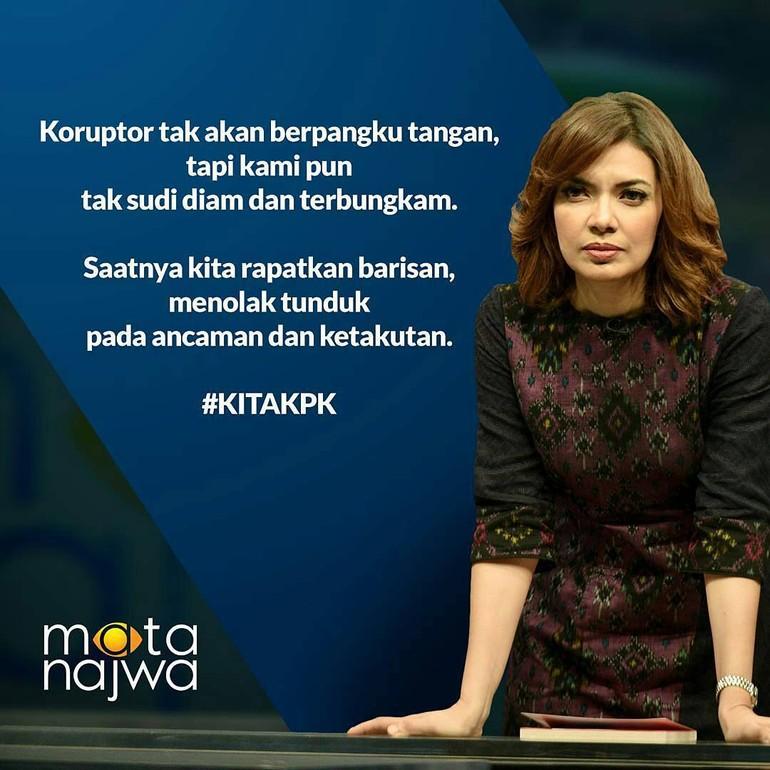 Kata Bijak Najwa Shihab Celoteh Bijak