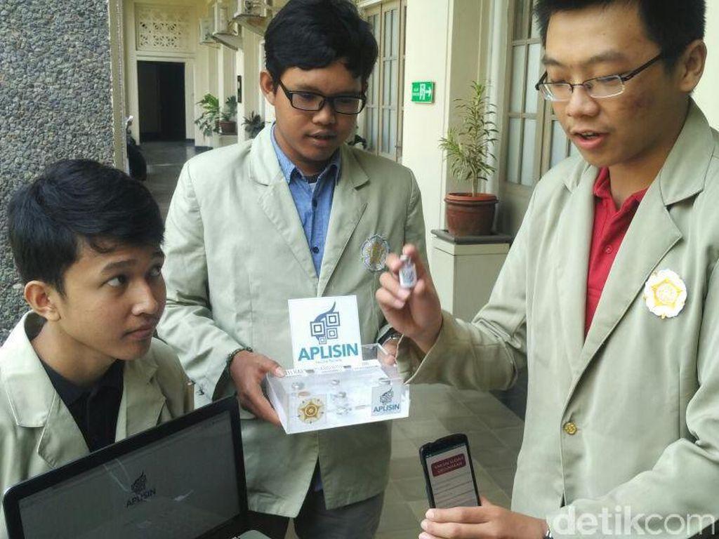 Mahasiswa UGM Ciptakan Aplikasi untuk Cek Keaslian Vaksin
