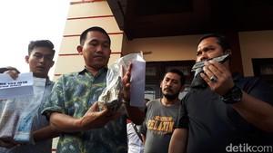 Senpi yang Dipakai Kopda TS Bunuh Istri Kades Didapat dari Aceh