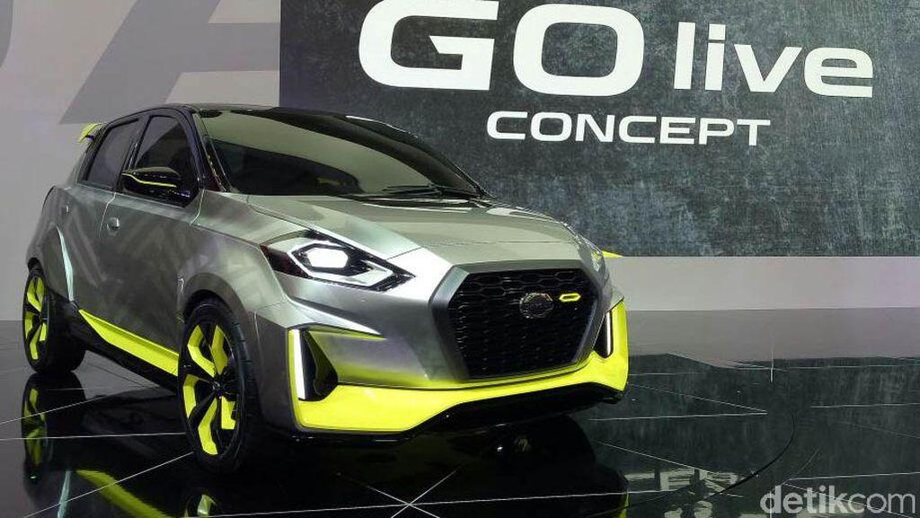 Mobil Terinspirasi Kota Jakarta Datsun Go live