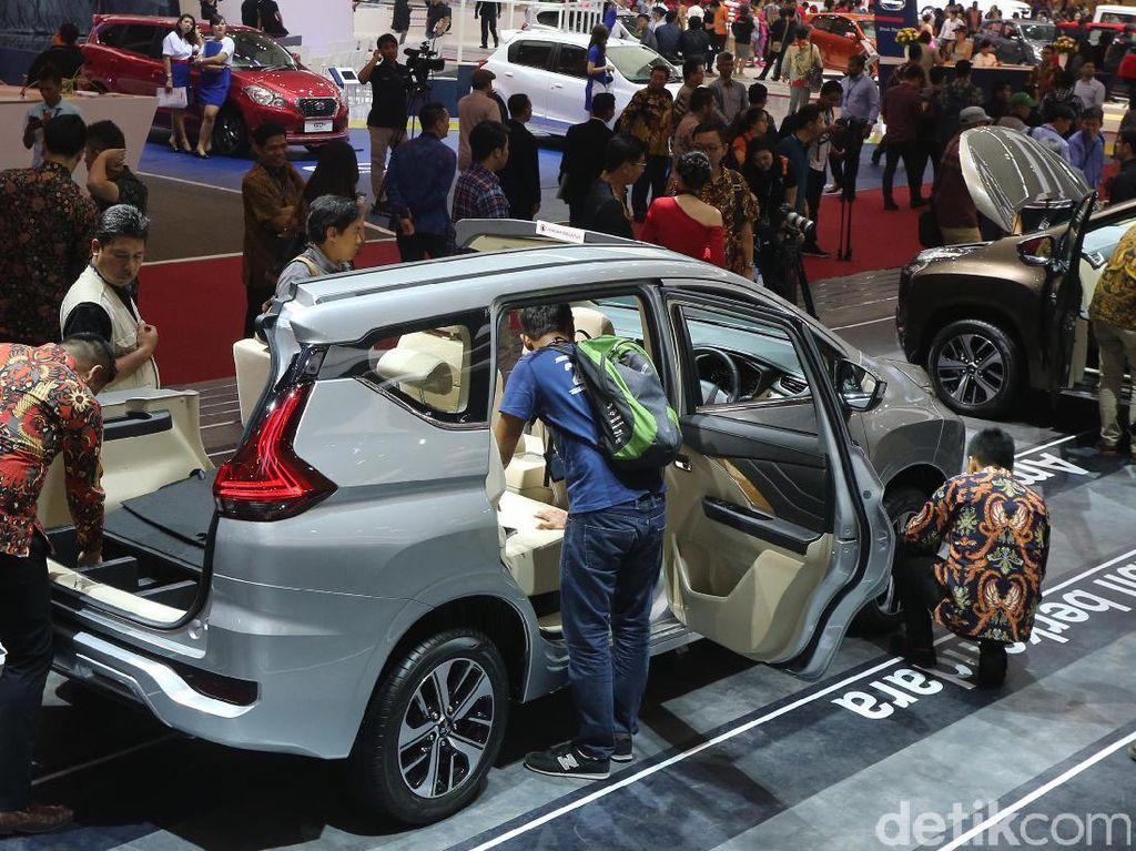 Mesin Xpander Dibuat Nissan, Mitsubishi Jamin Kualitas Takkan Turun