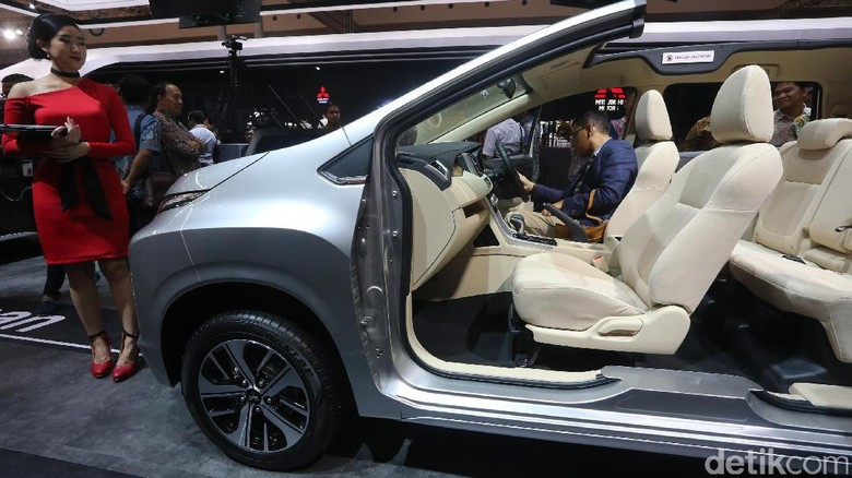 Keramahan Kabin Mitsubishi Xpander