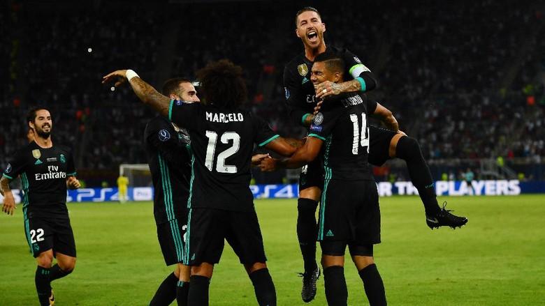 Del Bosque: Madrid Mirip dengan Barca-nya Guardiola