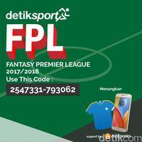 Liga Inggris Dimulai, Ayo Main Fantasy Premier League!