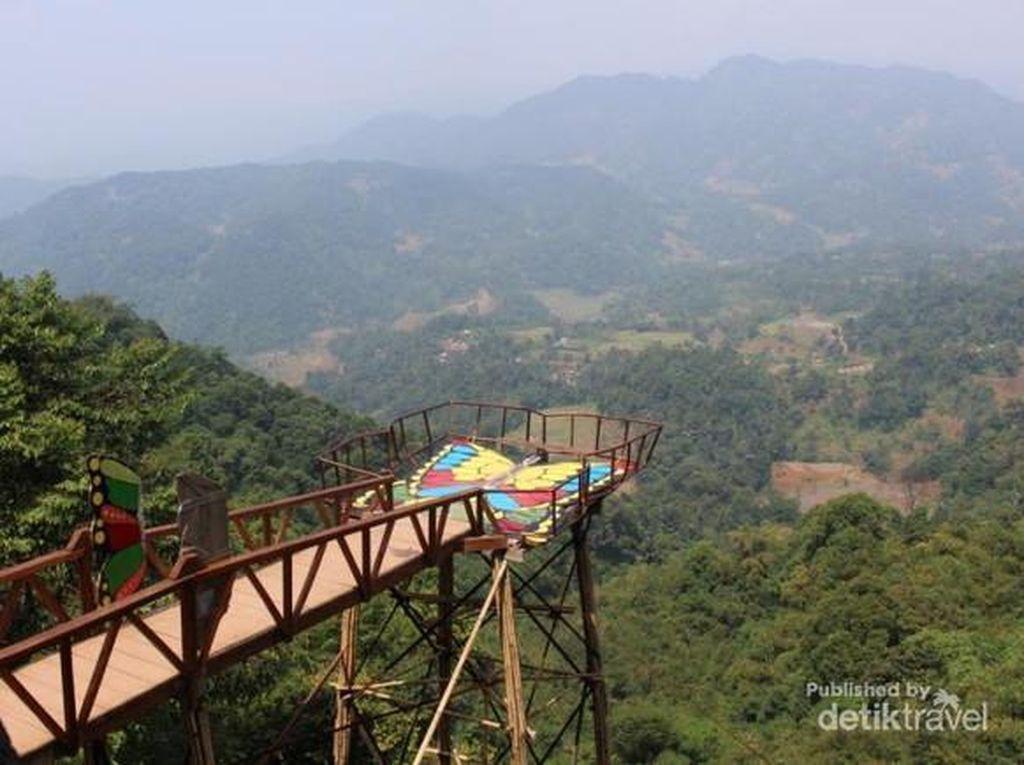 Potret Wisata Panorama Pilihan di Bogor, Ada yang Rawan Petir