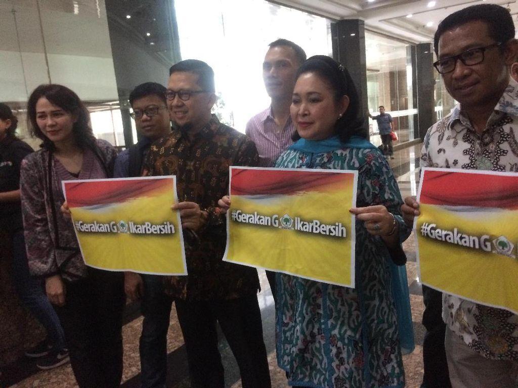 Doli Kurnia cs Ajak Titiek Soeharto Dukung Golkar Bersih