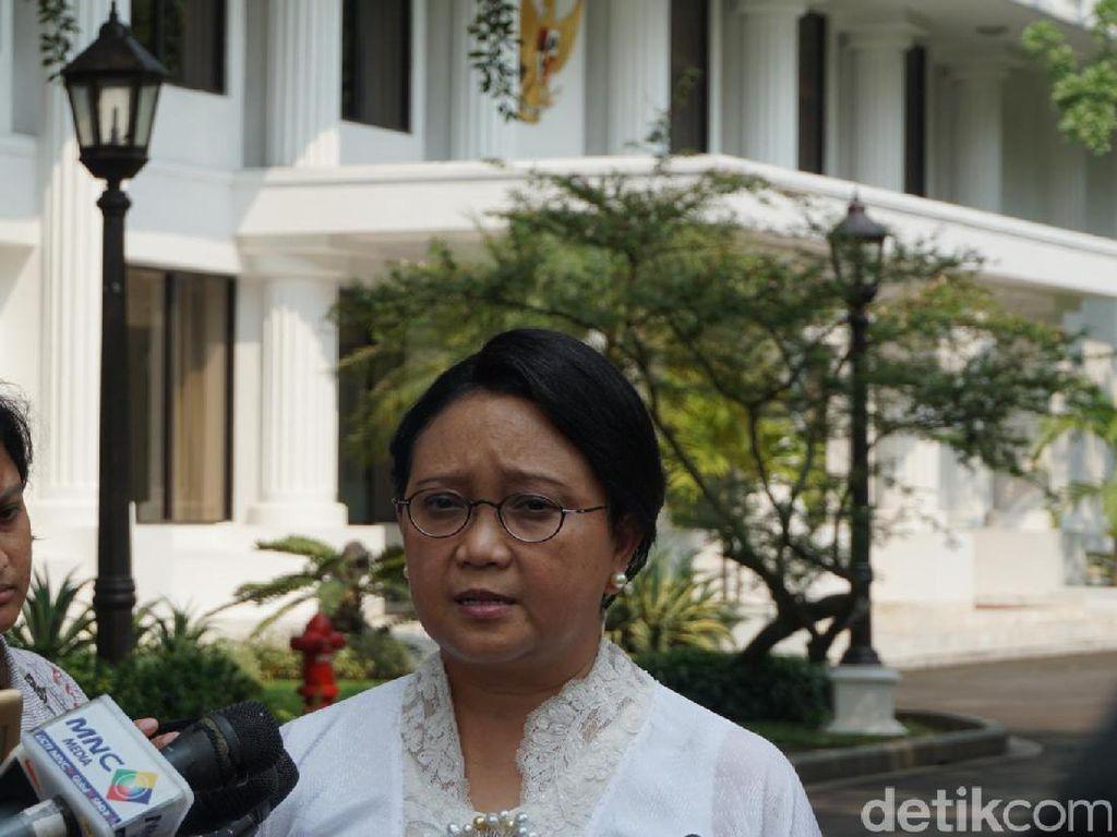 Menlu RI Prihatin dengan Kekerasan yang Terjadi di Rakhine