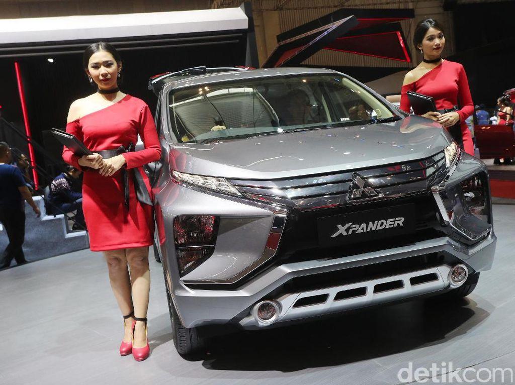 Demi Xpander, Mitsubishi Korbankan Pajero Sport Lokal