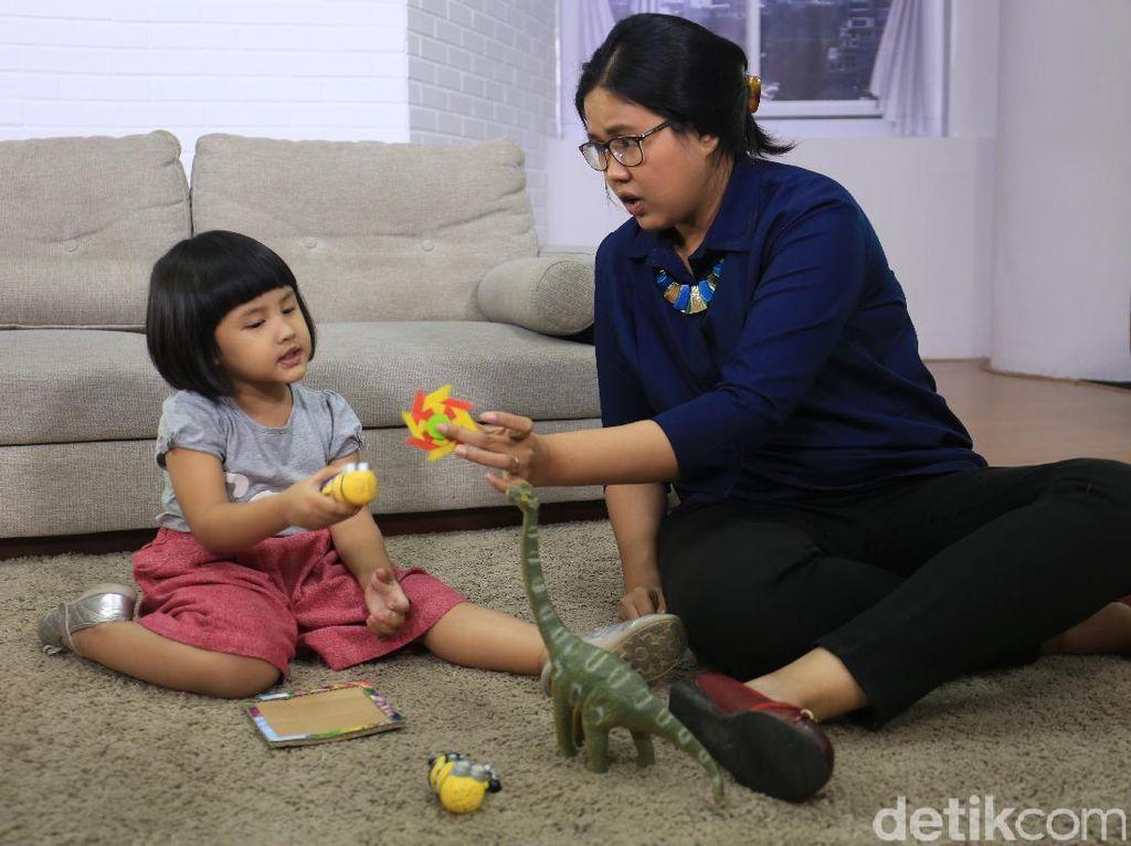 Rumus Cinta yang Bisa Diterapkan dalam Mengasuh Anak