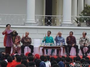 Di Festival Prestasi, Megawati Kembali Gelorakan Salam Pancasila