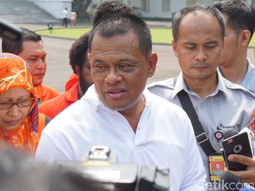 Video Penjelasan Panglima TNI Soal Pembelian 5 Ribu Senjata