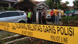 Densus 88 Tangkap Terduga Teroris Kampung Melayu di Jatinangor
