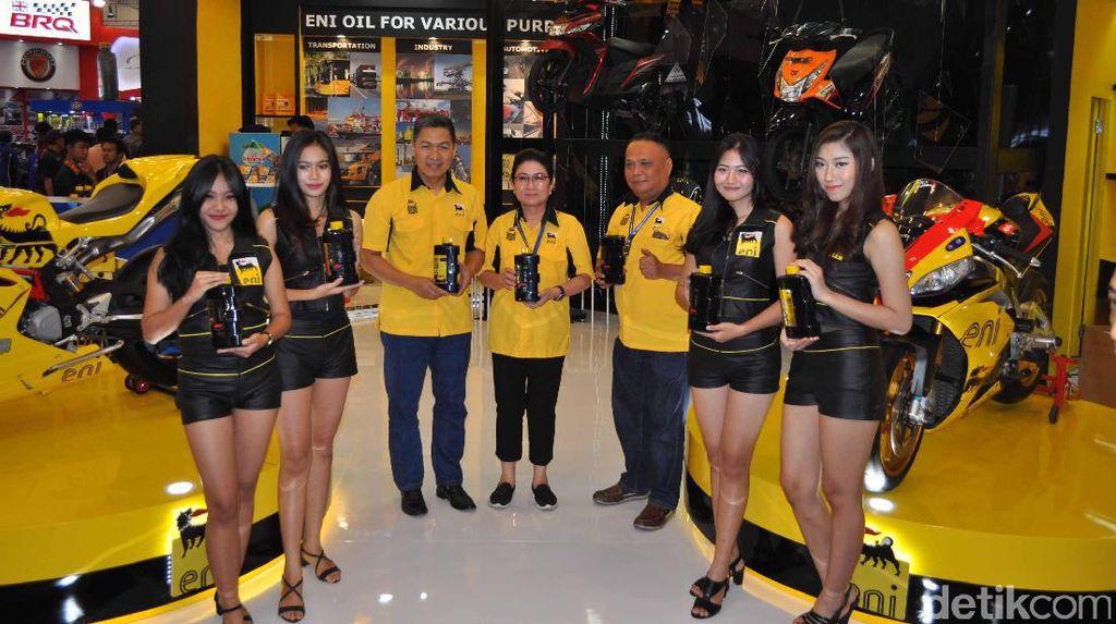 Aneka Pelumas Eni Oil, dari Skutik Sampai Motor Sport