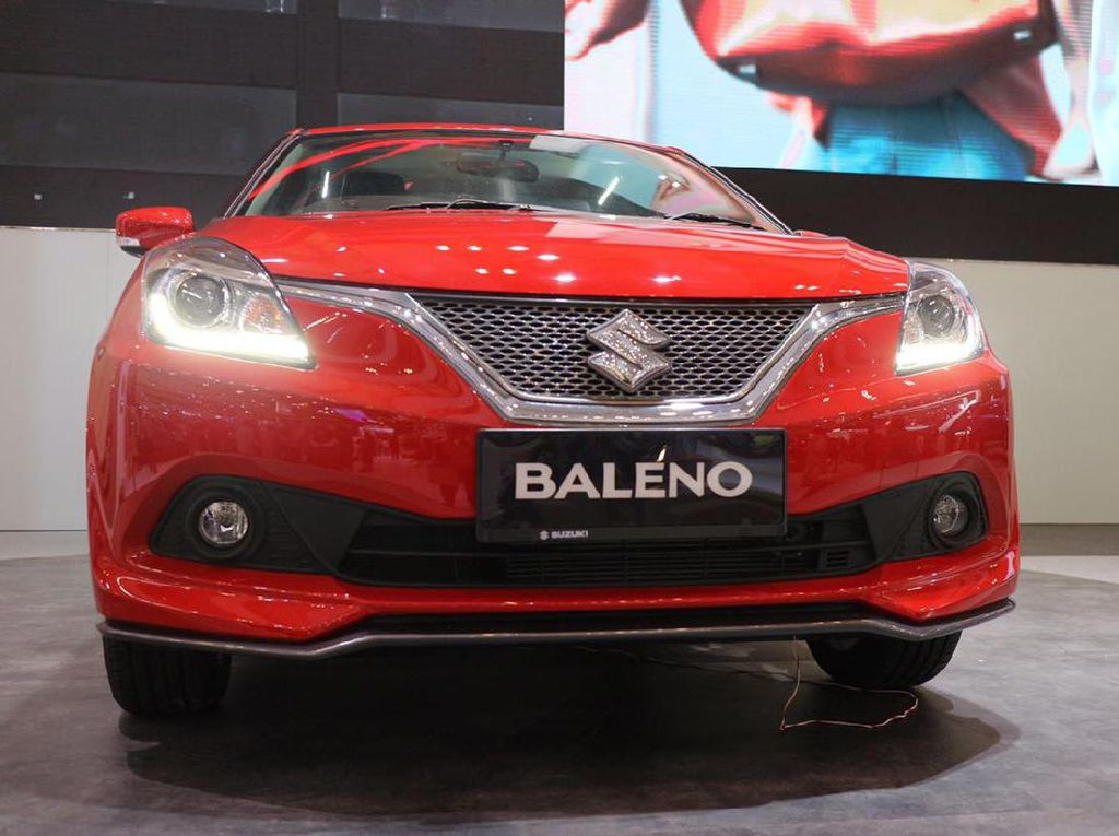 Suzuki Baleno Hatchback, Si Penantang Honda Jazz dan Toyota Yaris