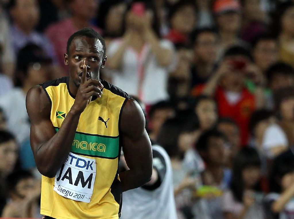 Bolt Jadi Pesepakbola dan Atlet Lain yang Pindah Cabang Olahraga