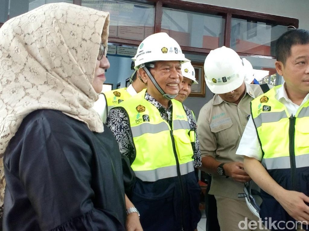 5 Ribu Rumah di Mojokerto Tersambung Jaringan Gas PGN