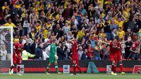 Rapuhnya Bek Liverpool Konsekuensi Main Terlalu Ofensif