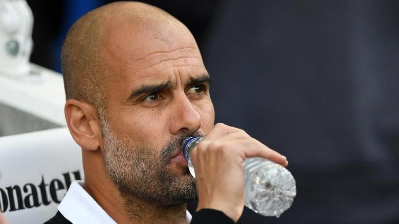 City Difavoritkan Jadi Juara, Guardiola: Musim Lalu Juga Begitu