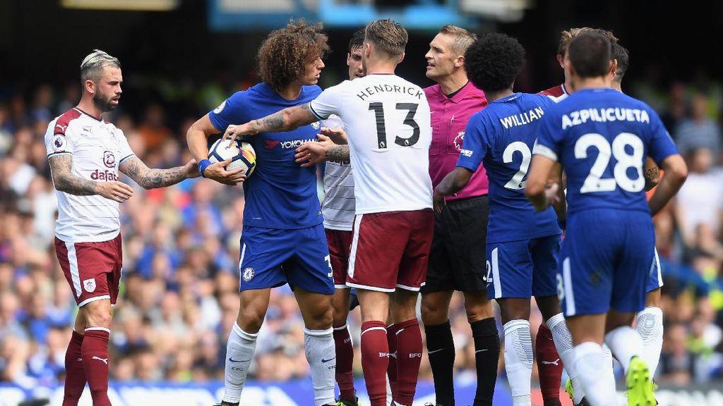 Kala Chelsea Dipermalukan Burnley
