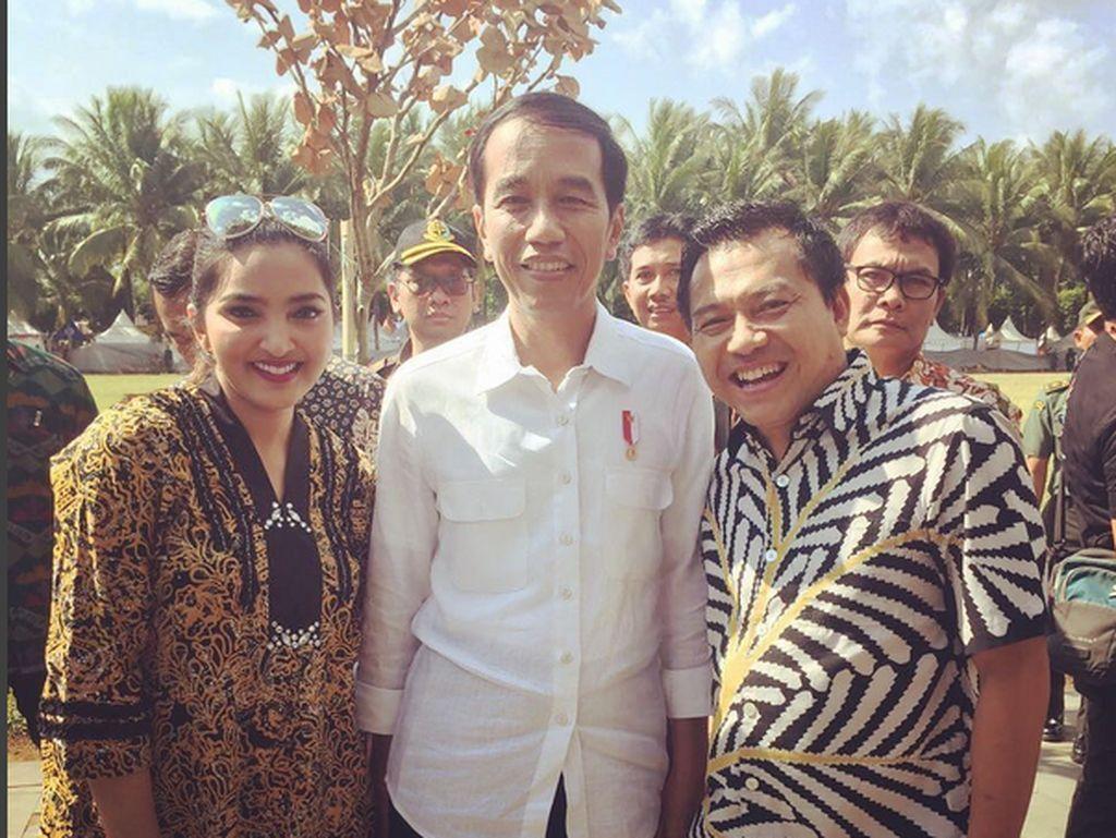 Hari Musik Nasional, Anang Titip Pesan ke Jokowi