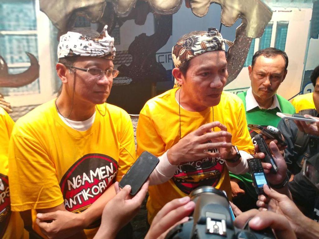 KPK Ingatkan PT KAI: Syaiton Korup Bisa Datang Kapan Saja
