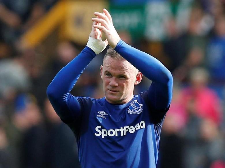 Momen Spesial Rooney di Goodison Park