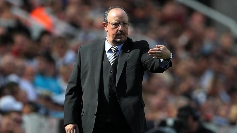 Komentari Kartu Merah Shelvey, Benitez: Tekel Kane Lebih Berbahaya