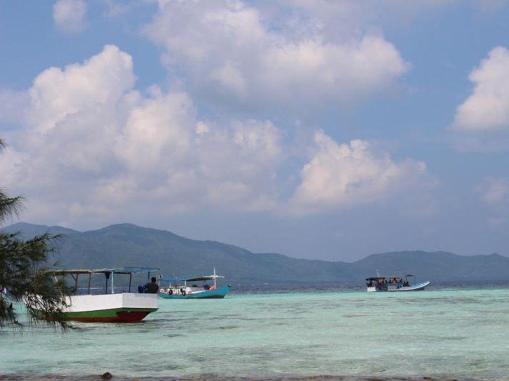 My Trip My Adventure: Menyelami Bawah Laut Pulau Cemara Kecil