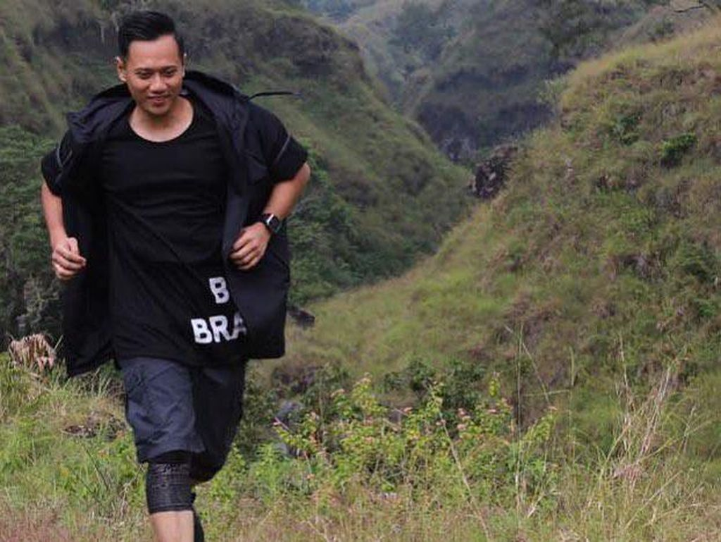 PD: AHY Sedang Belajar Pimpin Indonesia di Masa Depan