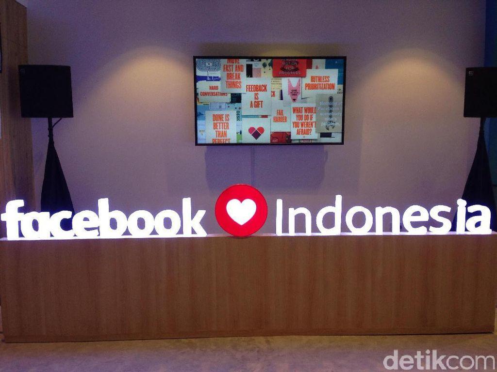 Facebook Bantah Jual Data Pribadi Pengguna Indonesia