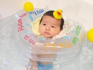 Foto: Baby Spa, Mana yang Paling Menggemaskan?