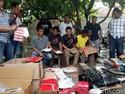 Produsen Bantu Polisi Ungkap Pemalsuan Suku Cadang