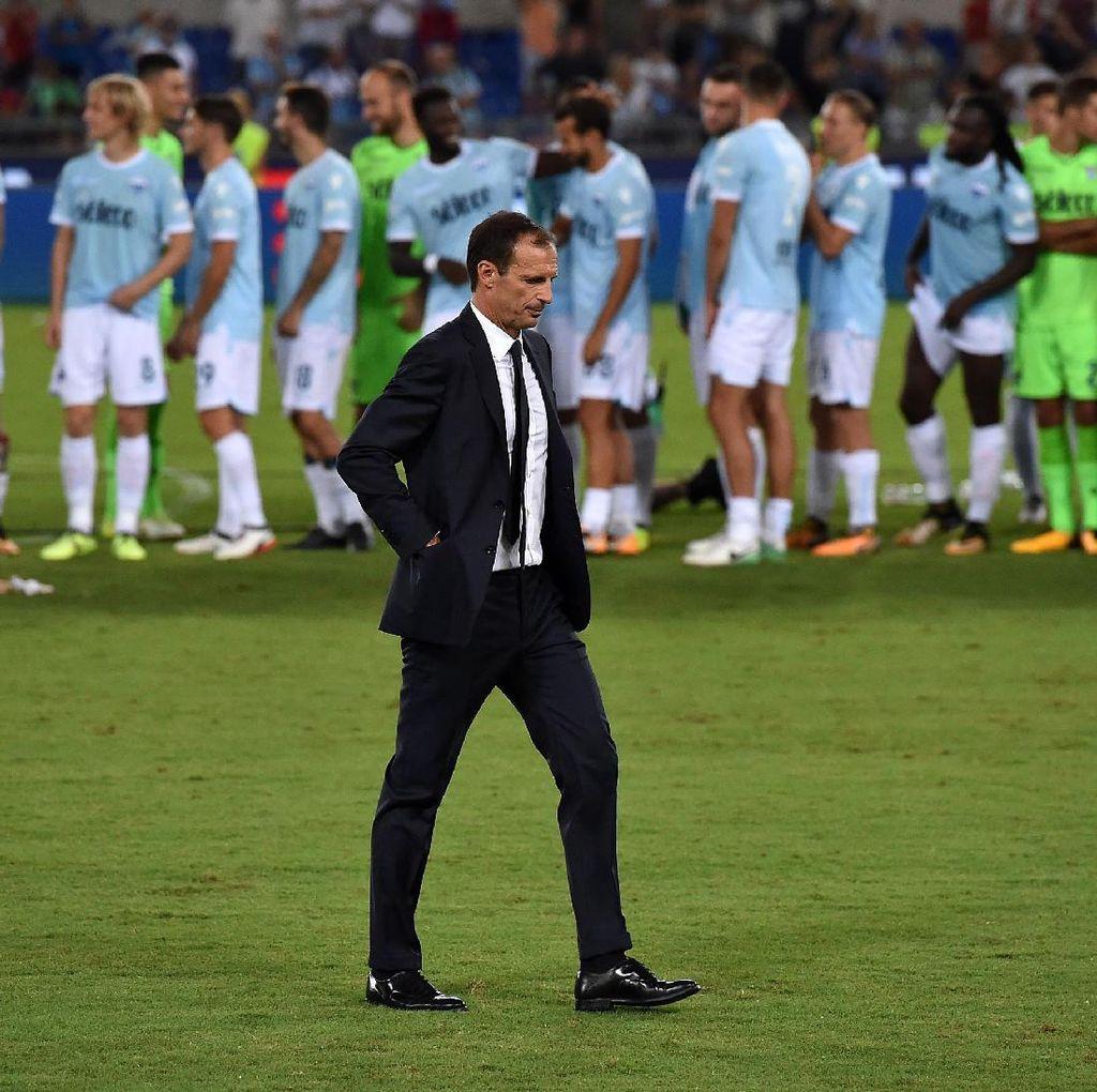 Allegri Sebut Juventus Tampil Bodoh dan Buruk