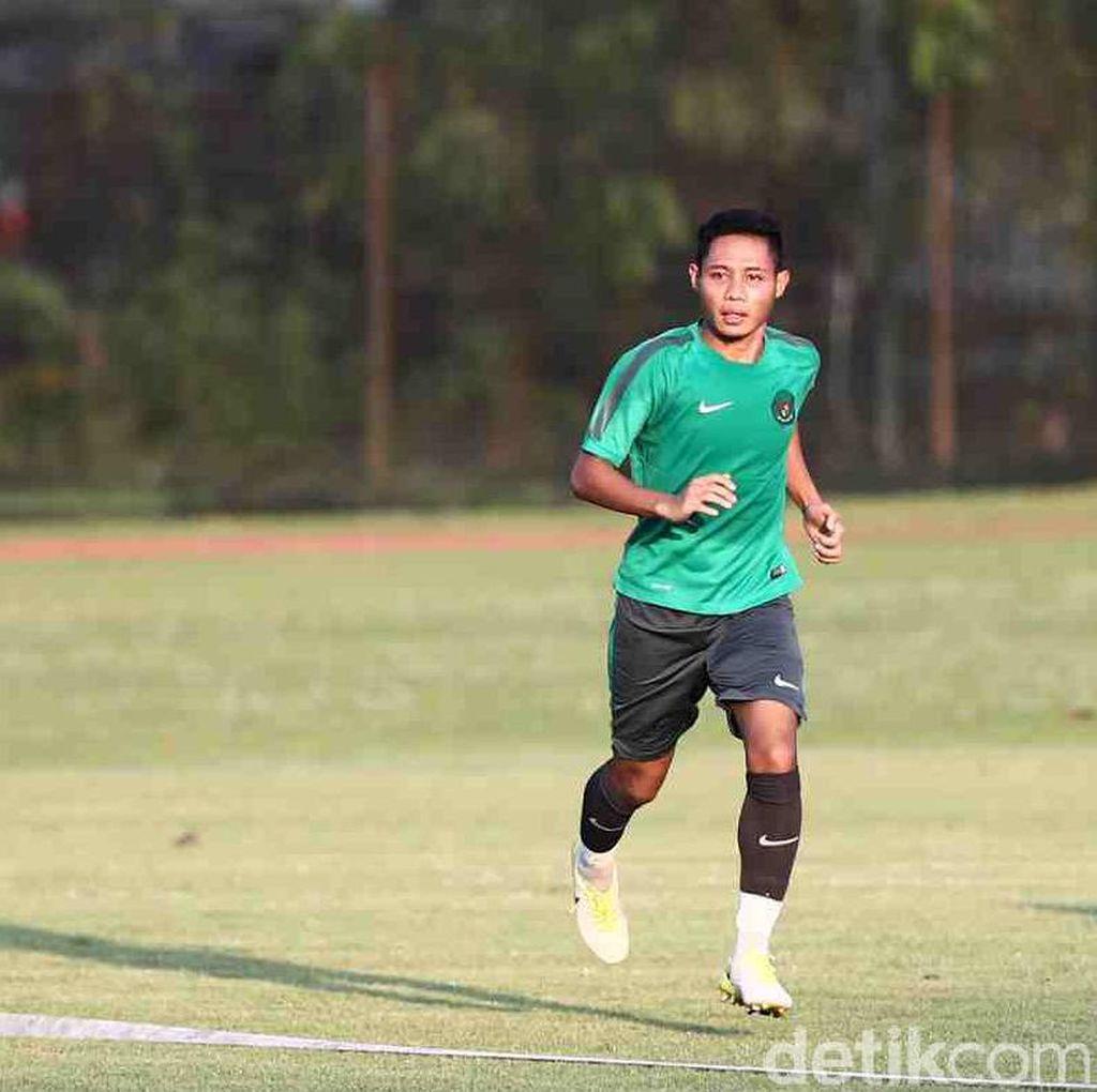 Luis Milla Sertakan Evan Dimas dan Ilham ke Singapura