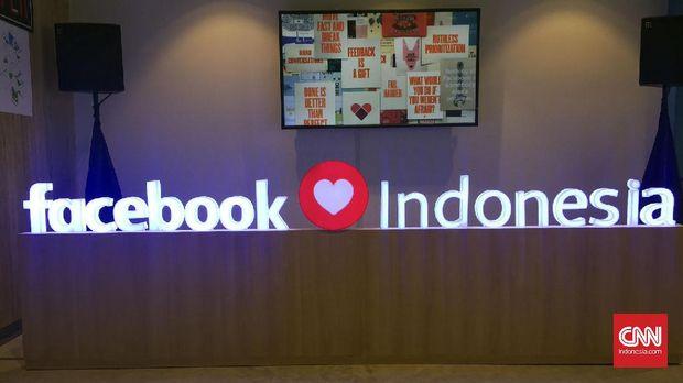 Indonesia merupakan salah satu pengguna Facebook terbesar di dunia.
