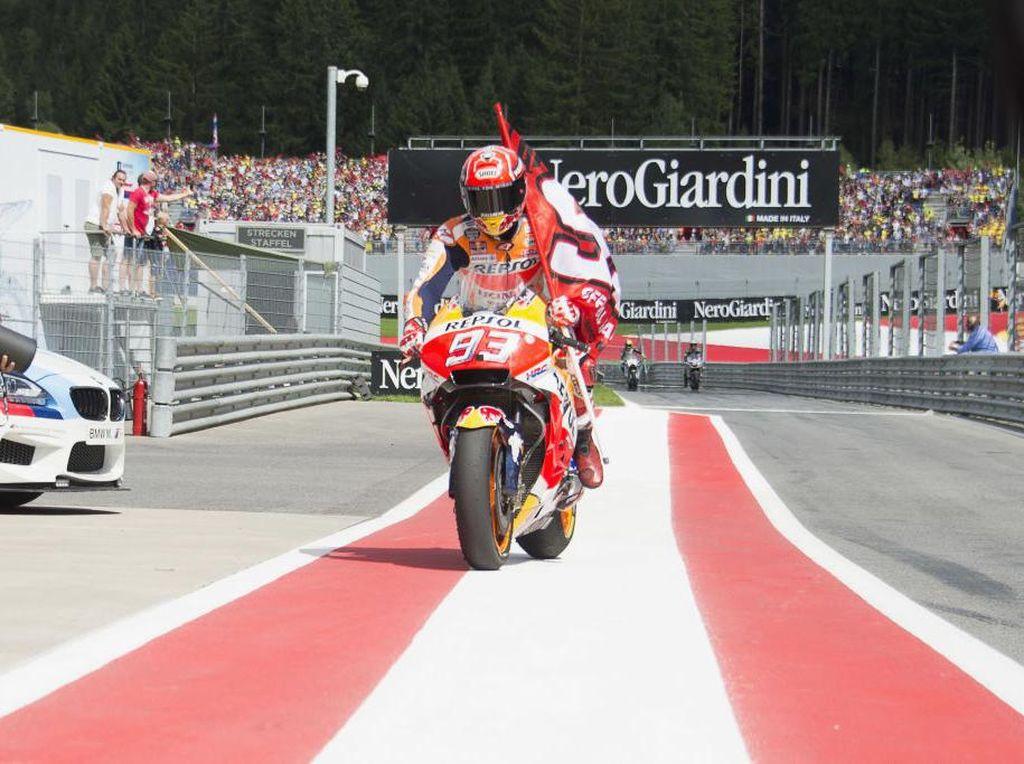 KTM Diprediksi Akan Ajukan Tawaran Wah untuk Marquez